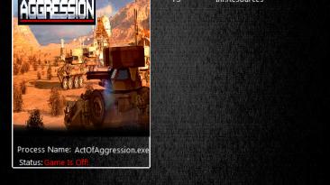 Act of Aggression: Трейнер/Trainer (+3) [0.792] {MrAntiFun}