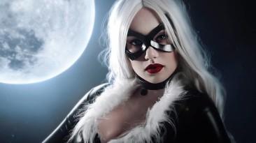 Она украдет твое сердечко: Девушка из Воронежа перевоплотилась в Черную Кошку - подружку Человека-паука