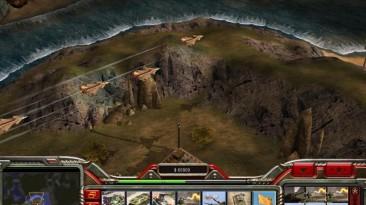 """Command & Conquer Generals: Zero Hour """"Карта - Deceitful Conquest"""""""