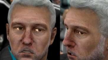 """NBA 2K10 """"Greg Popovich Cyber Face"""""""