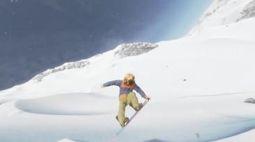 Релизный трейлер симулятора сноубординга Mark McMorris Infinite Air