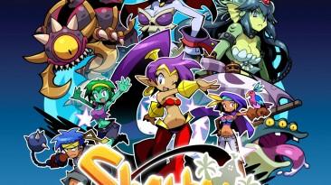 Русификатор текста и текстур Shantae: Half-Genie Hero