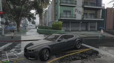 "Grand Theft Auto 5 ""Улучшение графики от Siriy / Graphics Mod by Siriy"""