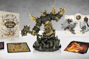 World of Warcraft - коллекционное издание к 15-летию игры