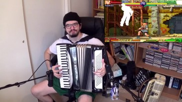 SIMPLE RATING (Street Fighter Alpha 3) [accordion cover]