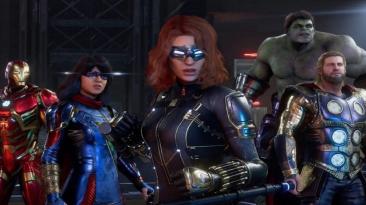 Marvel's Avengers получила массовый всплеск игроков во время бесплатных выходных