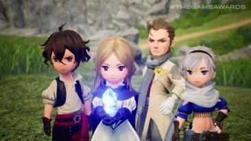 Square Enix анонсировала ролевую игру Bravely Default II для Nintendo Switch