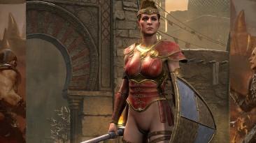"Diablo 2: Resurrected ""Голая Амазонка - Nude mode"""