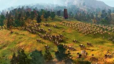 Разработчики Age of Empires IV намеренно отказались от крови в игре