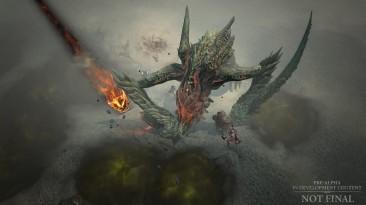 Новые скриншоты Diablo IV