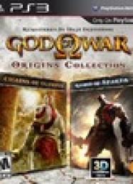 Обложка игры God of War: Origins Collection