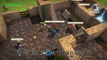 Dragon Quest Build - что в Dragon Quest Build