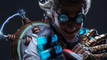 Безумный и гениальный Крысенштейн - косплей на персонажа из Overwatch