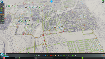 Cities: Skylines: Сохранение/SaveGame (803k жителей)
