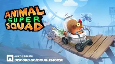 Animal Super Squad - Релизный трейлер