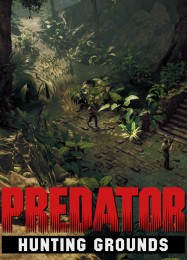 Обложка игры Predator: Hunting Grounds