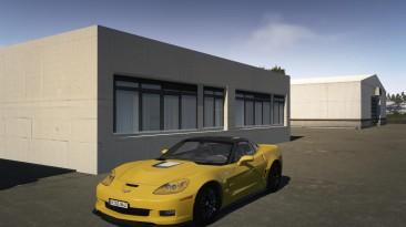"""Crash Time 4 """"[DS] Chevrolet Corvette ZR1 """""""