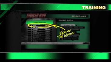 в Dangerous Golf появился dj stryker, знакомый игрокам по burnout 3: takedown