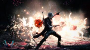 Новые скриншоты Devil May Cry 5: Special Edition