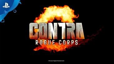 Немного информации о Contra: Rogue Corps, которую Konami анонсировала на Nintendo Direct