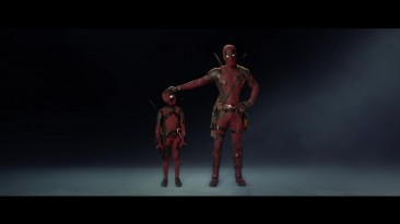 "IMAX-промо фильма ""Дэдпул 2"""
