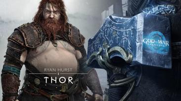 """Рекордсмен мира по пауэрлифтингу назвал Тора из God of War Ragnarok """"пиком мужской работоспособности"""""""