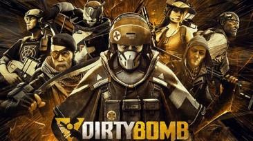 Dirty Bomb стала недоступна в России