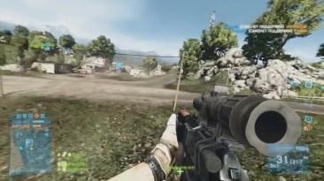 """Battlefield 3 """"Как не стоит играть в игры #4"""""""