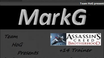 Assassin's Creed - Brotherhood: Трейнер (+14) [1.3] {HoG}