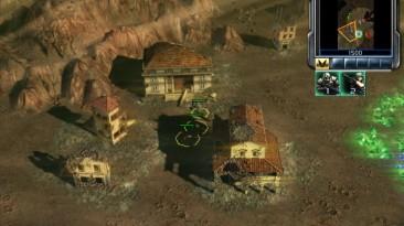 "Command & Conquer 3: Tiberium Wars ""Карта - Sandstorm"""