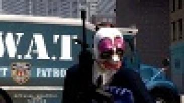 Payday: The Heist формально побраталась с Left 4 Dead