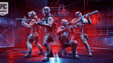 Warface доступен в Epic Games Store
