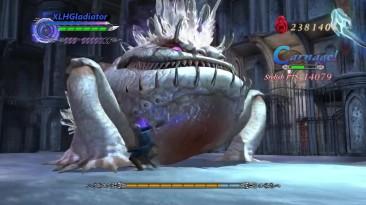 Devil May Cry 4 Вирджил Dante Must Die - Миссия 4 идеальный SSS ранг