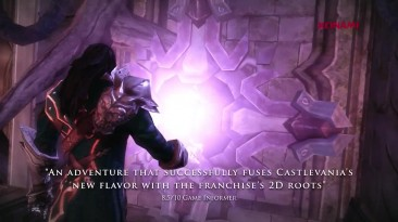 """Castlevania: Lords of Shadow - Mirror of Fate HD """"Релиз в Steam"""""""