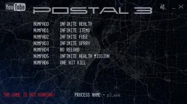 Postal 3: Трейнер/Trainer (+7) [1.12] {LIRW / GHL}