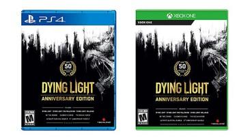 Dying Light: Anniversary Edition выйдет на дисках 8 декабря для PS4 и Xbox One