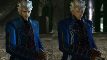 """Devil May Cry HD Collection """"Saruwatari ModPack"""""""