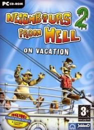Обложка игры Neighbours from Hell 2: On Vacation
