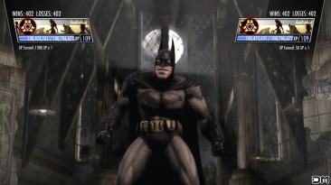 Бэтмен заменил всех бойцов в Injustice: Gods Among Us