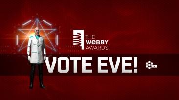 EVE Online Project Discovery номинирована на 25-ю ежегодную награду Webby Awards