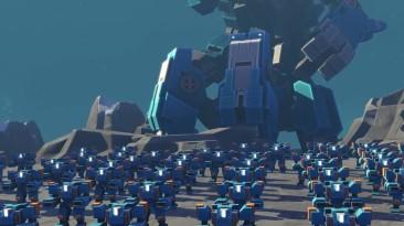 Planetary Annihilation получила самостоятельное дополнение Titans