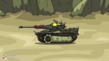 Бешеный - Мультики про танки