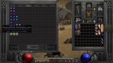 """Diablo 2: Resurrected """"Улучшенный геймплей в духе Enjoy-SP"""""""