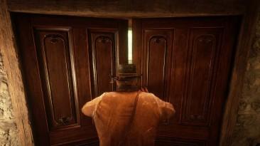 """Red Dead Redemption 2 """"Открытые интерьеры"""""""