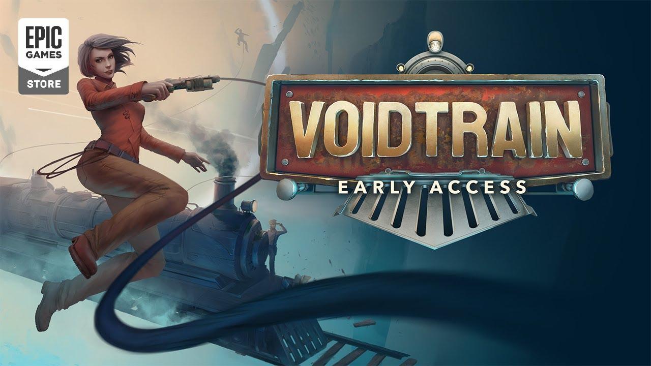 Новый трейлер и дата запуска Voidtrain в Epic Games Store