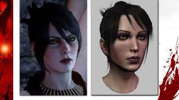 "Dragon Age: Origins ""Morrigan - Resemble DA3 Inquisition"""