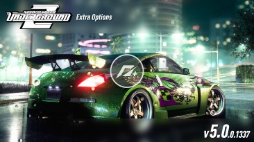 "Need for Speed: Underground 2 ""NFSU2 Extra Options V5"""