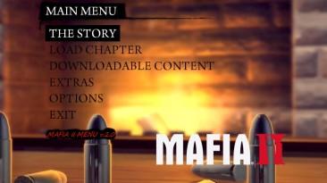"""Mafia 2 """"Menu v 2.0"""""""