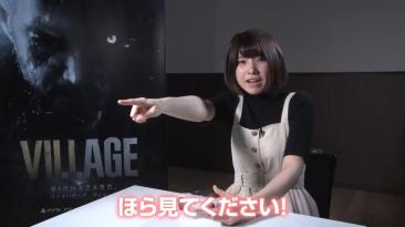 Resident Evil Village - взгляните, как японский косплеер и комик играют в новую демку