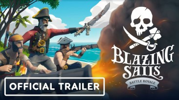 Королевская битва про пиратов Blazing Sails выйдет в раннем доступе 9 сентября